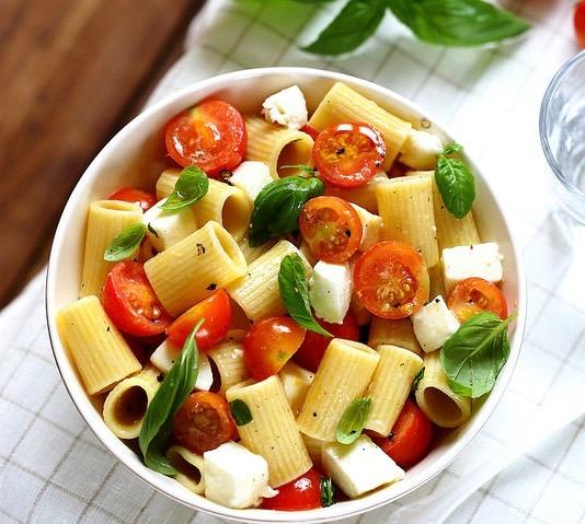 salade mozzarella