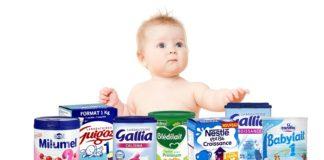 lait et contaminants