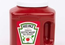 condiment ketchup