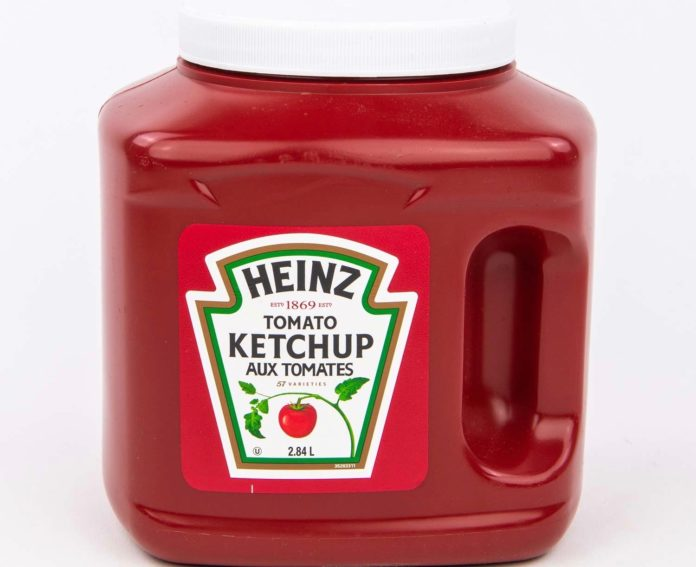 condiment ketchup