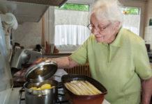 centenaires et alimentation