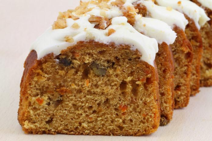 dessert carott cake