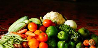 manger sain fruit et legumes