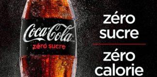 coca zero edulcorants
