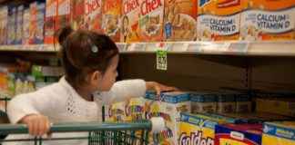 enfants marketing alimentaire