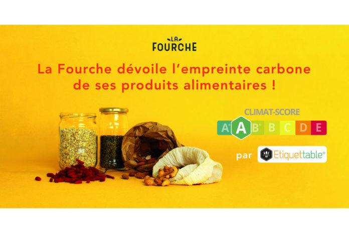 score carbone La Fourche