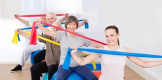 exercices physiques âge