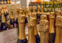 champagne ventes