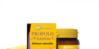 propolis antiseptique