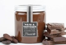 nutella pate tartiner