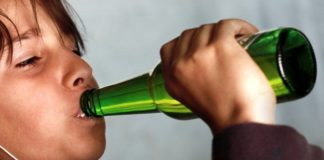 alcool jeune fille