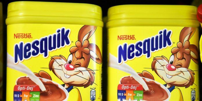 produits Nestle