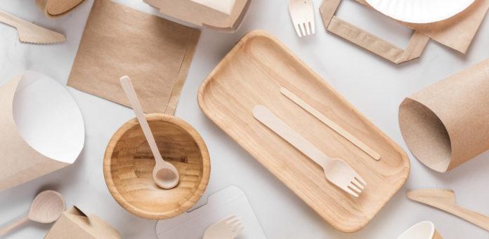 vaisselle bambou