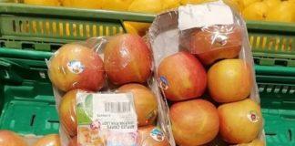 plastique fruits legumes
